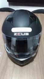 Capacete Zeus 810B