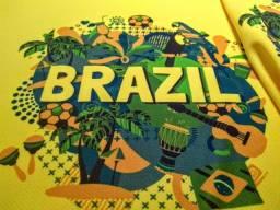 Camiseta do Brasil Personalizada?
