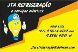 JTA Refrigeração e Serviços Elétricos em Geral