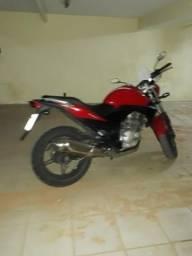 Vendo moto honda cb 300r 2011 - 2011