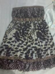 Vendo este vestido novo usado so uma vez paguei 1050 e quero vendê menos por 80