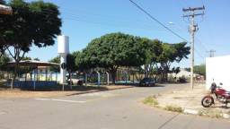 Lote de esquina no Residencial Itaipu em frente ao CMEI