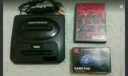 Mega Drive 3. Completo+garantia