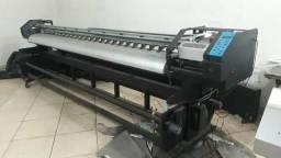Alugo plotter impressão digital