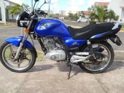 Suzuki Yes Azul 2012/2013 - 2012