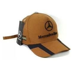 Bone Aba Curva Mercedes