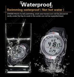 """"""" Oferta"""" Relógio Esportivo Synoke Digital Led Esportivo"""