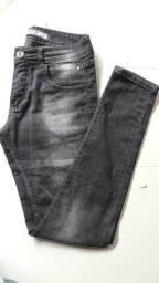 Calça jeans masculina n:40