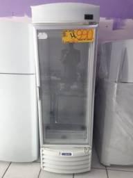 Freezer Expositor Metalfrio novo