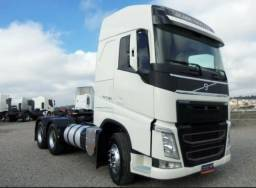 Volvo fh 540 6x4 2015/2016 - 2016