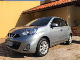 Nissan March 1.6 SV (Estado de Zero km) - 2016