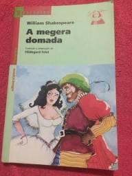 Livro A Megera Domada (William Shakespeare)