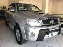 Toyota Hilux Srv 3.0 Turbo 4x4 - 2010