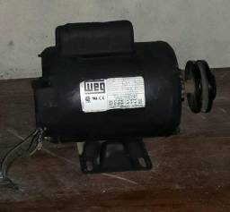 Motor de compressor de ar monofásico ar direto