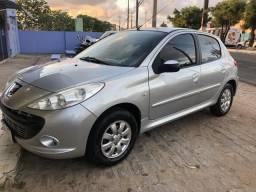 Peugeot 207 2011 prata - 2011