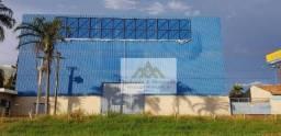 Galpão para alugar, 4500 m² por r$ 30.000/mês - recreio anhangüera - ribeirão preto/sp