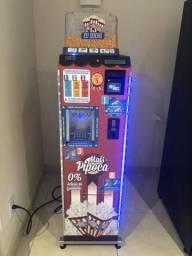 Vending Machine Pipoca - Máquina de pipoca automática