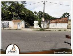 Terreno Vila União 612 m²