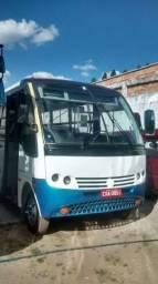 Micro ônibus MBB 914 Caio Piccolo - 1999