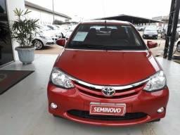 Toyota/etios hb xls 1.5 mt - 2016