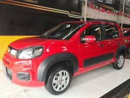 Fiat Uno Way 1.0 8v Evo 55000km rodados Impecável R$ 32900 - 2015
