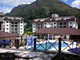 Cobertura com 3 dormitórios à venda, 140 m² por R$ 650.000 - Samambaia - Petrópolis/RJ