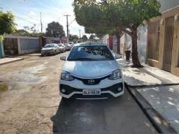 Etios Sedan Platinum - 2017