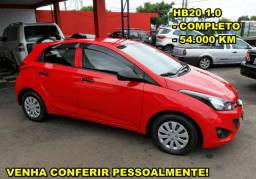 Hyundai Hb20 1.0 Comfort Plus Comp. (n Gol Palio Celta Corsa - 2014