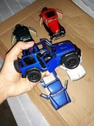 Carros Miniaturas NOVOS (aceito cartão)