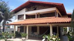 Casa Espetacular no Cumbuco, 04 suítes, mais 01 escritório, 50m do Mar.