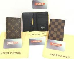 Porta catões Louis Vuitton