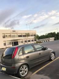 Corsa hatch ano 2005 completo placa Mercosul - 2005