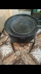 Fritadeira tacho a gas