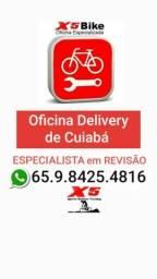 Oficina de Bicicletas Delivery