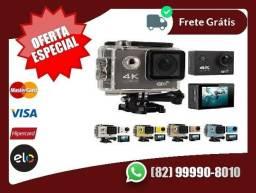 Valor-unico-Câmera Action Go Cam Pro Ultra 4k