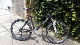 Bicicleta Caloi Alumínium MTB Suspension 21v