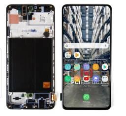 Tela toch Samsung A51 NOVA