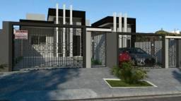 Linda casa em construção no Veredas (próx. à Unioeste)