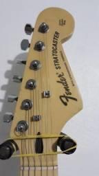 Guitarra fender china, usado comprar usado  Minas do Leão