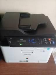 Oferta Impressora Samsung Clx 3305 Fw Laser Colorida Toner vazios comprar usado  Carapicuíba
