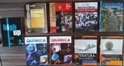 Livros para Ensino Médio