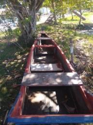 Vendo barco de madeira compensado naval