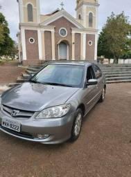 Honda civic 2005 completo automatico