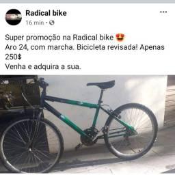 Bicicletas a venda João Monlevade