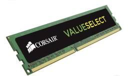 Memória RAM 4GB Corsair Value Select / Aceito troca por HD 1TB