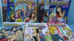 Gibis Luluzinha Teen - Leia a Descrição