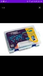 Kit para arduino com placa ethernet