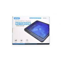 Base Cooler Com Suporte Para Notebook Até 15.4
