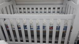 Kit berço e kit cama babá
