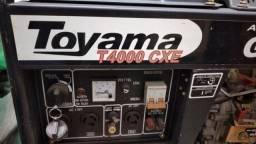 Gerador Toyama T4000 cxe
